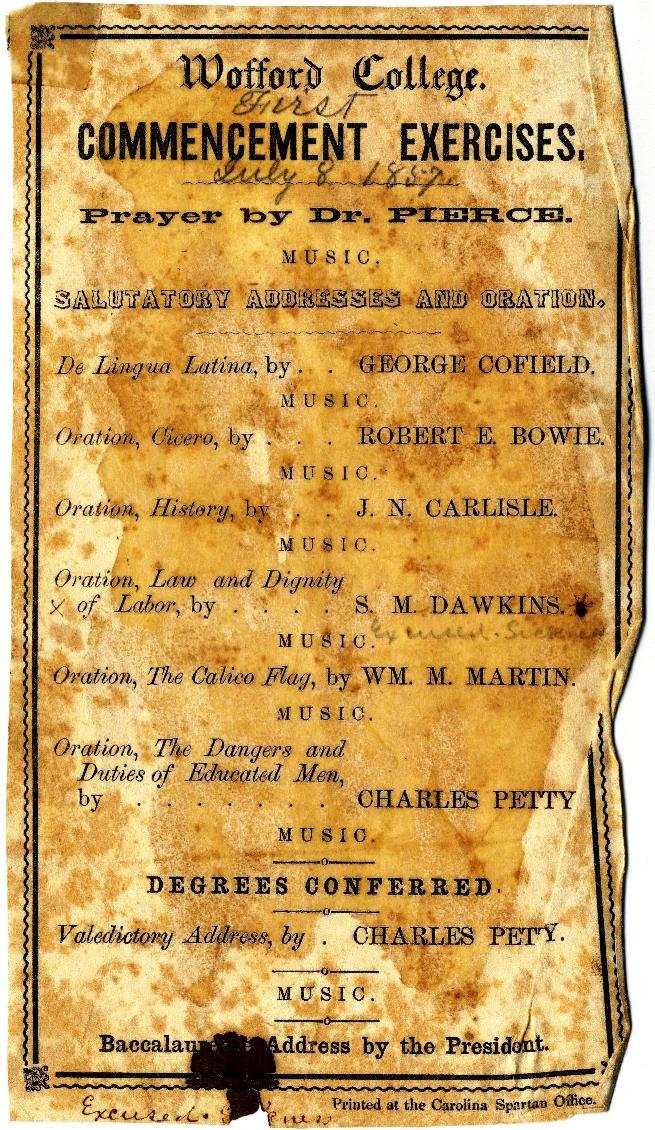 Commencement1857