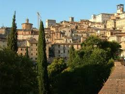 This is a photograph from Perugia, Italy, where I will be studying abroad in the spring.