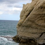 Rosh Hanikra- close to Lebanon!