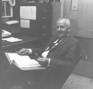 Professor Rick Patterson