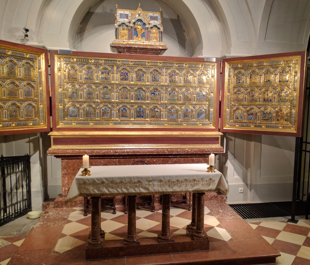 Verduner Altar at Stift Klosterneuburg