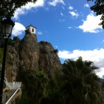 The beautiful pueblo of Guadalest