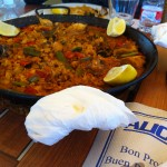 Paella in Alicante