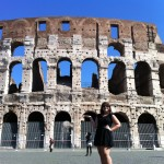 Me and the Coliseum!