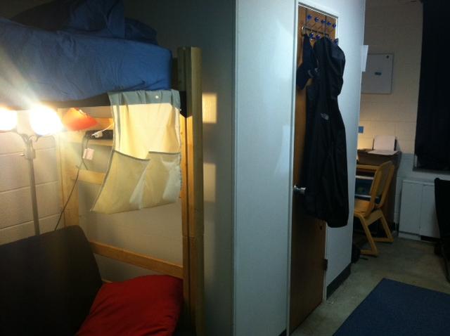 Marsh Dorm Room Wofford