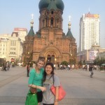Sophia's Cathedral in Harbin