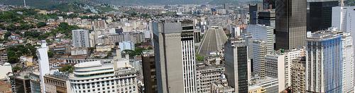 Centro do Rio de Janeiro, image by Rodrigo_Soldon via Flickr Creative Commons